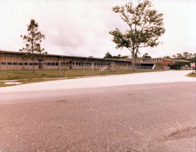 Mimosa Elementary in the Late 1970s