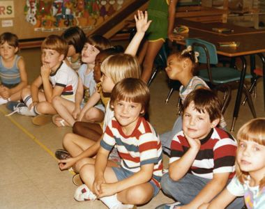 St. Charles Parish Public Schools in the 1970s