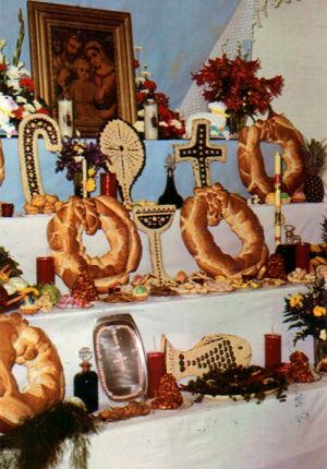 St. Joseph's Altar