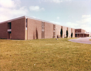 J.B. Martin Middle School in the Late 1970s