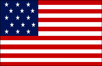 United States Flag - 1803 - Image