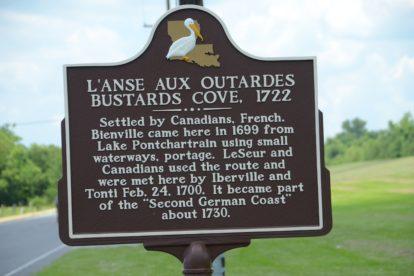 Bustard's Cove