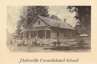 Flaggville, Hahnville