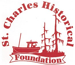 St. Charles Parish Historical Foundation Logo